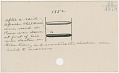 View Calendar stick documenting events from 1833 to 1921 digital asset number 33