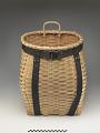 View Burden basket/Pack basket model/miniature digital asset number 0