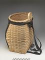 View Burden basket/Pack basket model/miniature digital asset number 1