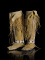 View Girl's legging moccasins digital asset number 1