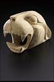 View Unfinished jaguar mask digital asset number 1