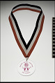 View Denver March Powwow medal for prizewinners digital asset number 0