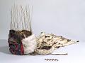 View Frontlet headdress representing a beaver digital asset number 0