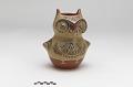 View Owl vase digital asset number 0