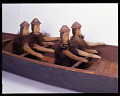 View Canoe model with figures digital asset number 1