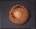 View Basket bowl with rattlesnake design digital asset number 0