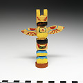 View Totem pole model digital asset number 0
