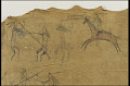 View Painting depicting the war deeds of Chief Washakie (ca. 1806-1900) digital asset number 4