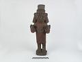View Figure of Chicomecóatl (the maize goddess) digital asset number 1