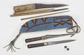 View Knife, sheath, and pipe cleaner digital asset number 0