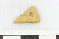View Pendant in the form of a shark's tooth digital asset number 0