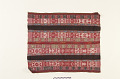 View Shawl with designs of Inka leader Túpac Amaru II (1742-1781), condors, toads, birds, horses, and flowers digital asset number 0