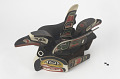 View Chief's headdress representing a killer whale with a raven on his back digital asset number 3