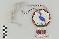 View Heron clan necklace digital asset number 0