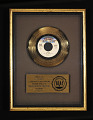 """View Casablanca gold record for the Village People's """"Y.M.C.A."""" digital asset number 0"""