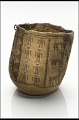 View Basket worn at a woman's waist when picking berries or digging roots digital asset number 0