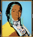 View Portrait Of Russell Means digital asset number 1