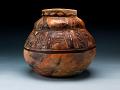 View Earthen Vase. digital asset number 1