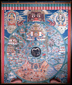 """View Scroll Painting """"Thanka"""" digital asset number 0"""