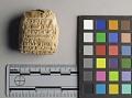 View Assyrian Baked Clay Cuneiform Tablet digital asset number 5