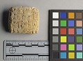 View Assyrian Baked Clay Cuneiform Tablet digital asset number 4