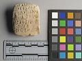 View Assyrian Baked Clay Cuneiform Tablet digital asset number 2