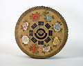 View Drum With 2 Heads - Antique Temple Drum digital asset number 0