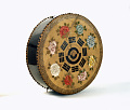 View Drum With 2 Heads - Antique Temple Drum digital asset number 2