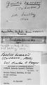 View Fredius beccarii (Coifman, 1939) digital asset number 1