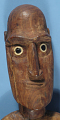 View Carved Wooden Figure, Male (Moai Kva-Kva) digital asset number 0