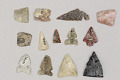 View Projectile Points And Fragments digital asset number 0
