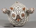View Pottery Owl And Figure digital asset number 5