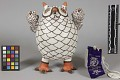 View Pottery Owl And Figure digital asset number 0