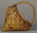 View Heart Shape Choctaw Basket digital asset number 1