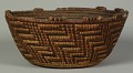 View Coiled basketry bowl digital asset number 2