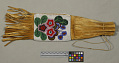 View Beaded Pipe And Tobacco Pouch digital asset number 2