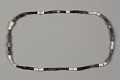 View Necklace Of Old Wampum Beads digital asset number 0