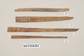 View Miscellaneous Wooden Sticks (From Masks, Etc.) digital asset number 69