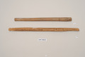 View Miscellaneous Wooden Sticks (From Masks, Etc.) digital asset number 58