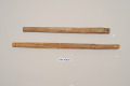 View Miscellaneous Wooden Sticks (From Masks, Etc.) digital asset number 57