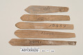 View Miscellaneous Wooden Sticks (From Masks, Etc.) digital asset number 45