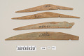View Miscellaneous Wooden Sticks (From Masks, Etc.) digital asset number 39