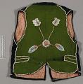 View Medicine Man's Beaded Vest digital asset number 1