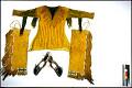 View Leggings (Pair), Part of Mexal Costume (Man's) digital asset number 3