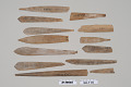 View Miscellaneous Wooden Sticks (From Masks, Etc.) digital asset number 1