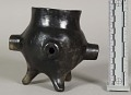 View Pottery Vase (Enlarged Form Of A Pipe Bowl) digital asset number 2