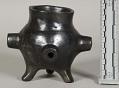 View Pottery Vase (Enlarged Form Of A Pipe Bowl) digital asset number 3