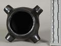 View Pottery Vase (Enlarged Form Of A Pipe Bowl) digital asset number 4