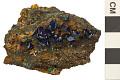 View Carbonate Mineral Azurite digital asset number 1