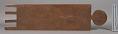 View Wooden Tablet. Ornamented. digital asset number 0